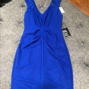Blue Express Dress